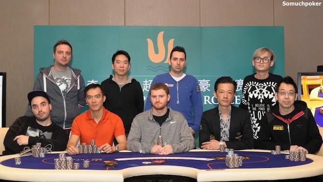 Wai Kin Yong Vence Main Event Triton Super High Roller Series (.080.798) 101