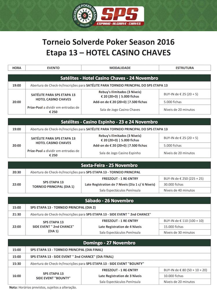 Etapa #13 Solverde Poker Season de 25 a 27 de Novembro em Chaves 102