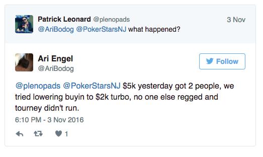 O que Falhou no PokerStars Festival New Jersey? 101
