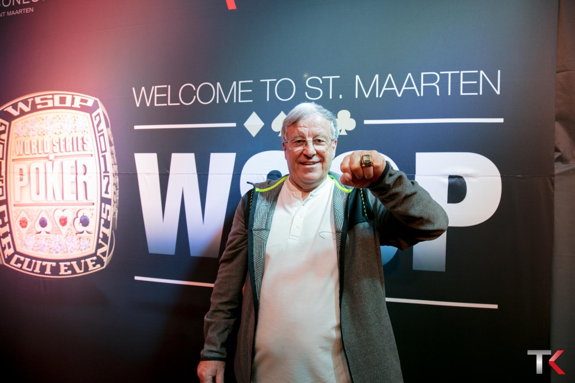 2016 WSOPC Caribbean: Jean-Pierre Didier Wins the First Ring 101