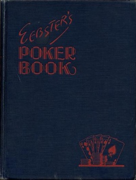 "Poker & Pop Culture: Laughing and Learning with ""Webster's Poker Book"" 101"