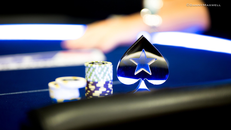 Mini PokerStars Spade