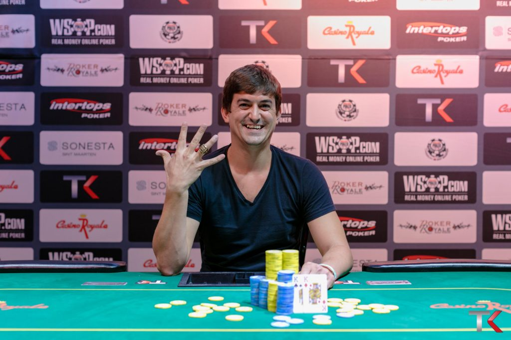 2016 WSOPC Caribbean: Layne Flack Leads Monster Stack, Michael Lech Wins the 6-Max 101