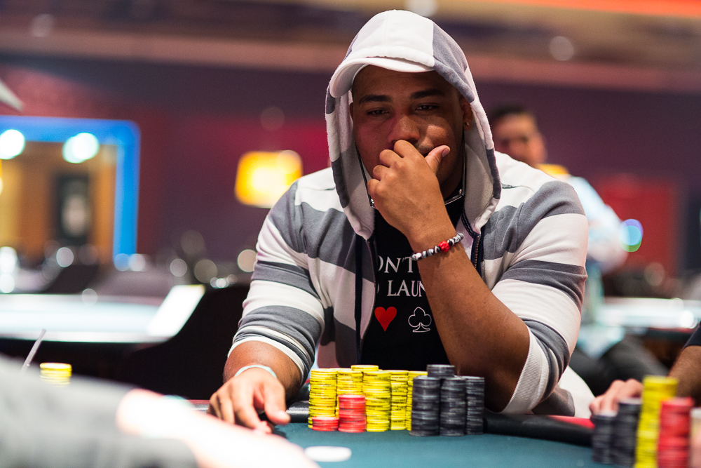 2016 WSOPC Caribbean: Jean-Luc Adam is the Bounty Hunter, 16 Remain in PLO Event 101