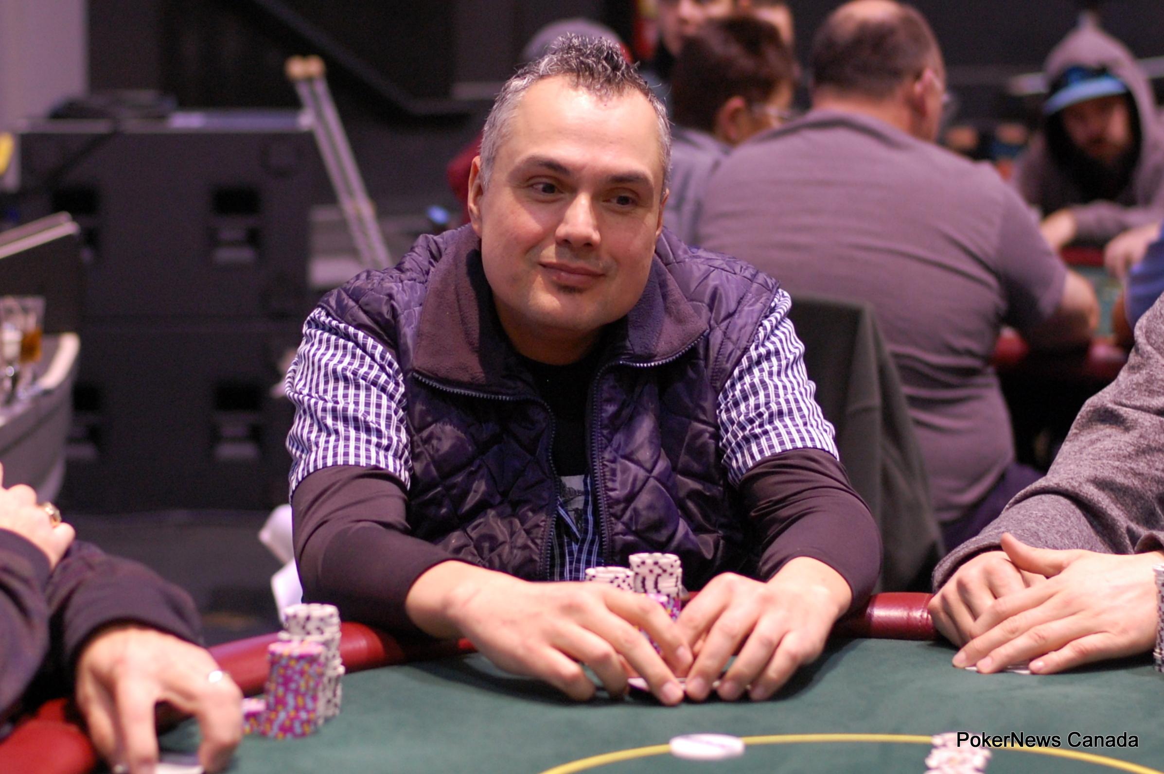 Jody Fayant Casino Regina Harvest Poker Classic