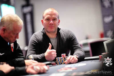 Ivan Banić u Finalu WSOP Circuit €1,650 Rozvadov Main Eventa 101