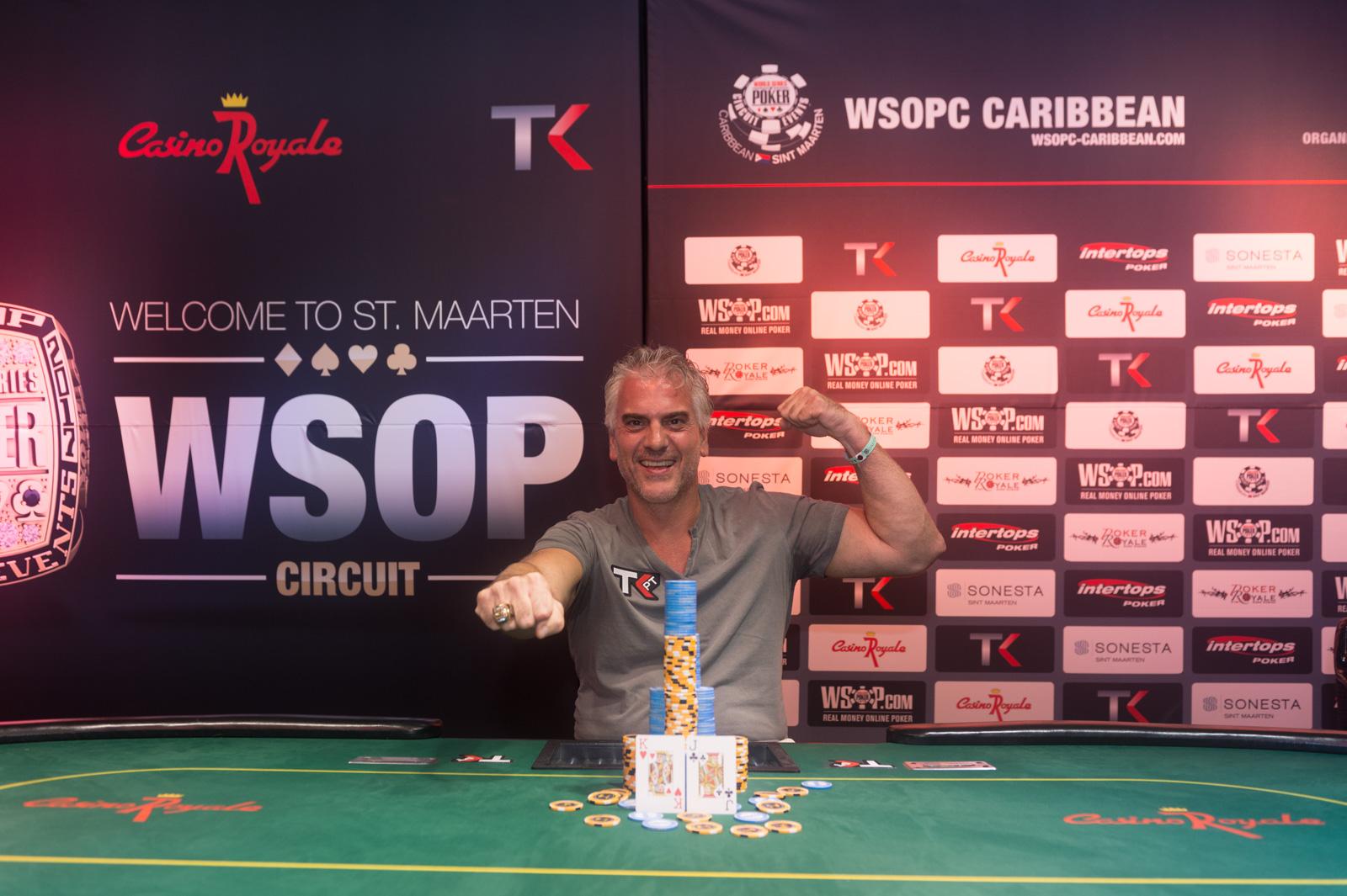 2016 WSOPC Caribbean: Cavallin Wins Main Event for ,000 101
