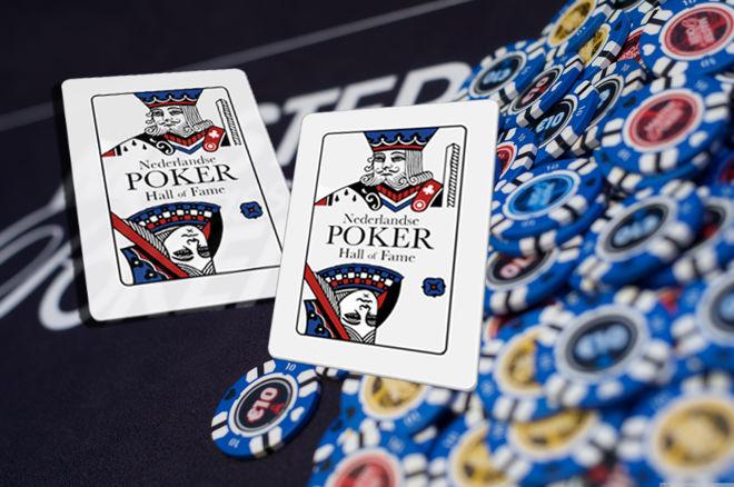 Rob Hollink, Lex Veldhuis en Peter Voolstra opgenomen in de Nederlandse Poker Hall of Fame 104