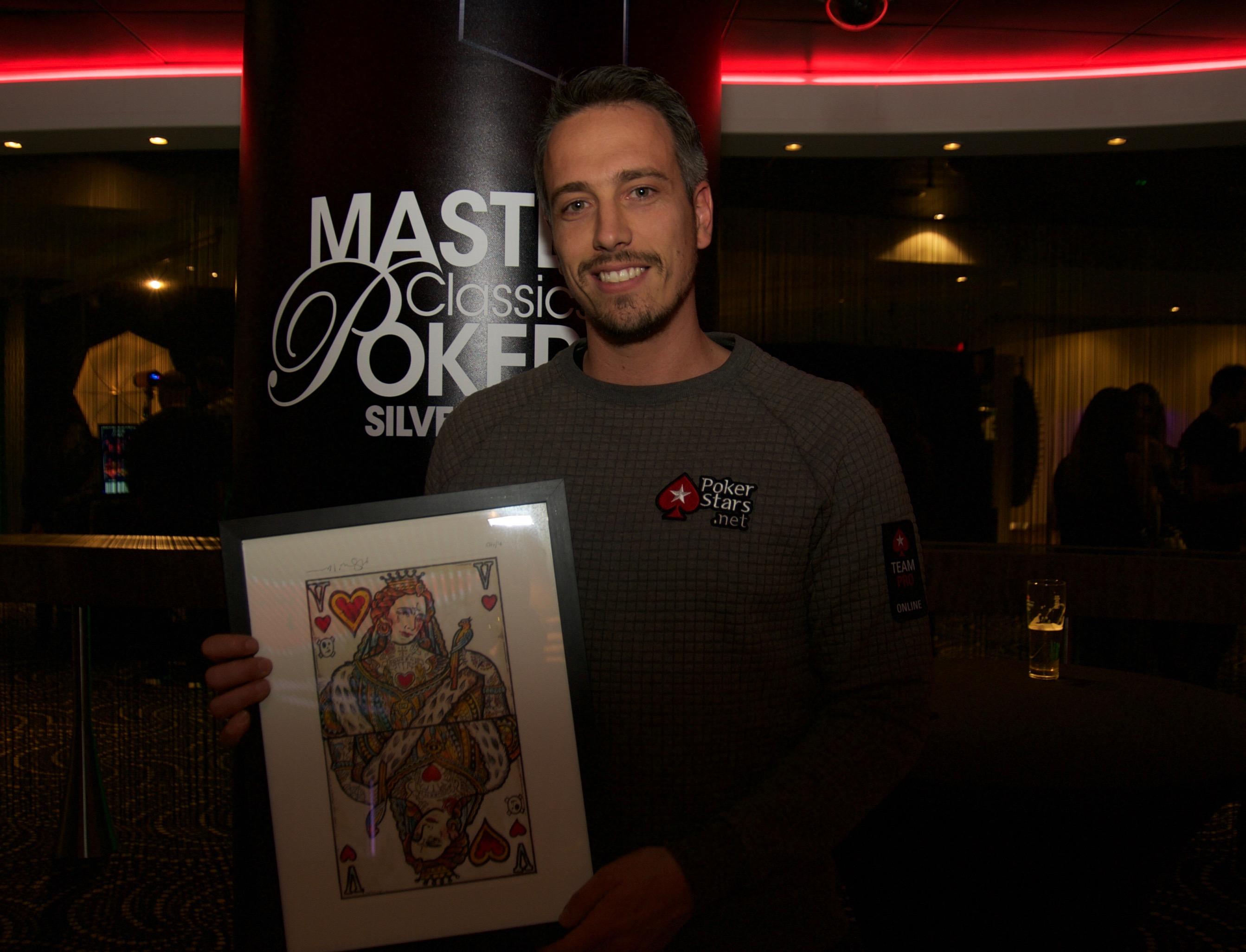 Rob Hollink, Lex Veldhuis en Peter Voolstra opgenomen in de Nederlandse Poker Hall of Fame 101