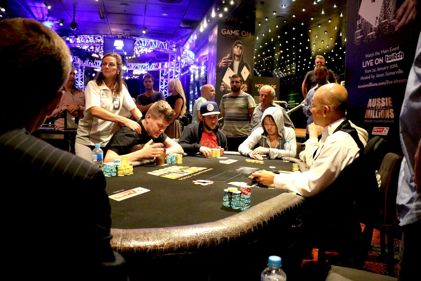 Crown Poker Room