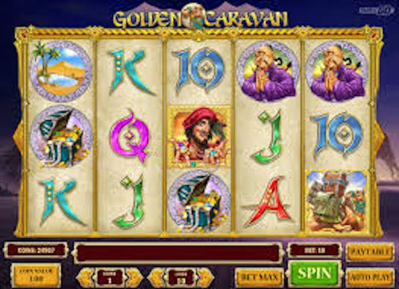 Golden Caravan Online Slots Free