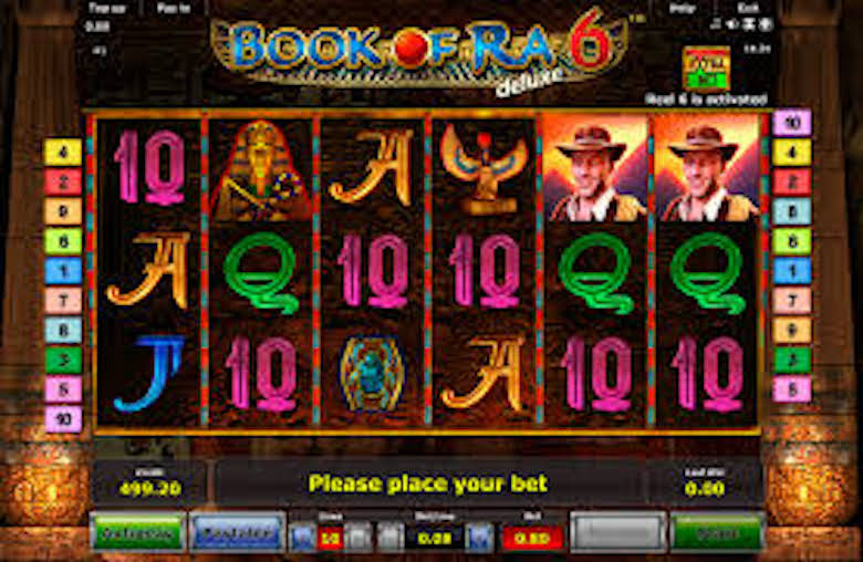 Book of Ra Online Slots Free Spins - Non-Credit Card