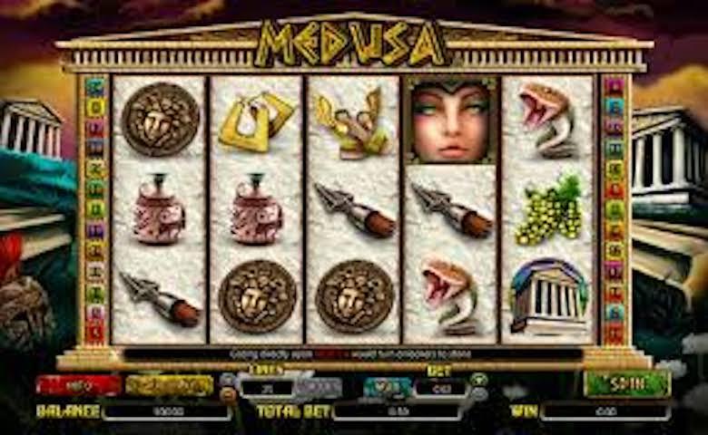 Medusa Online Slots Free Spins
