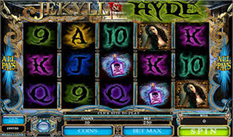 Jekyll & Hyde Online Slots for Free