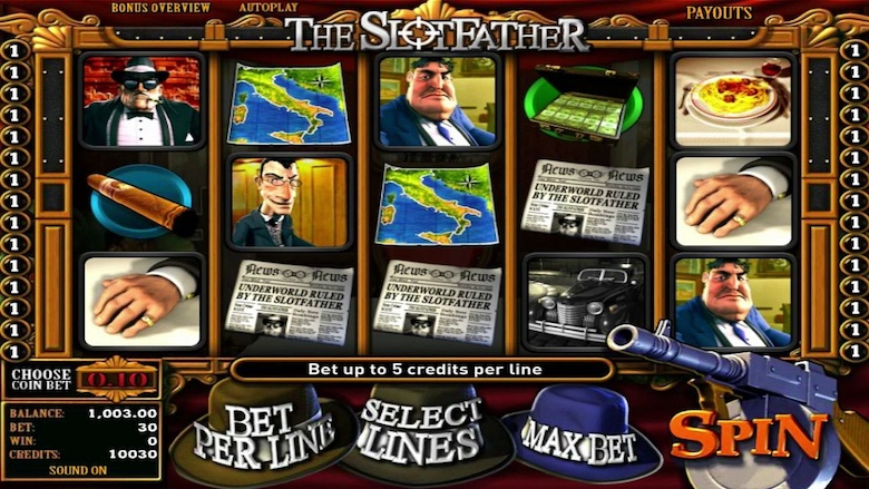 The Slotfather Free Online Game
