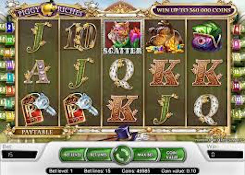 Piggy Riches Online Slots Free