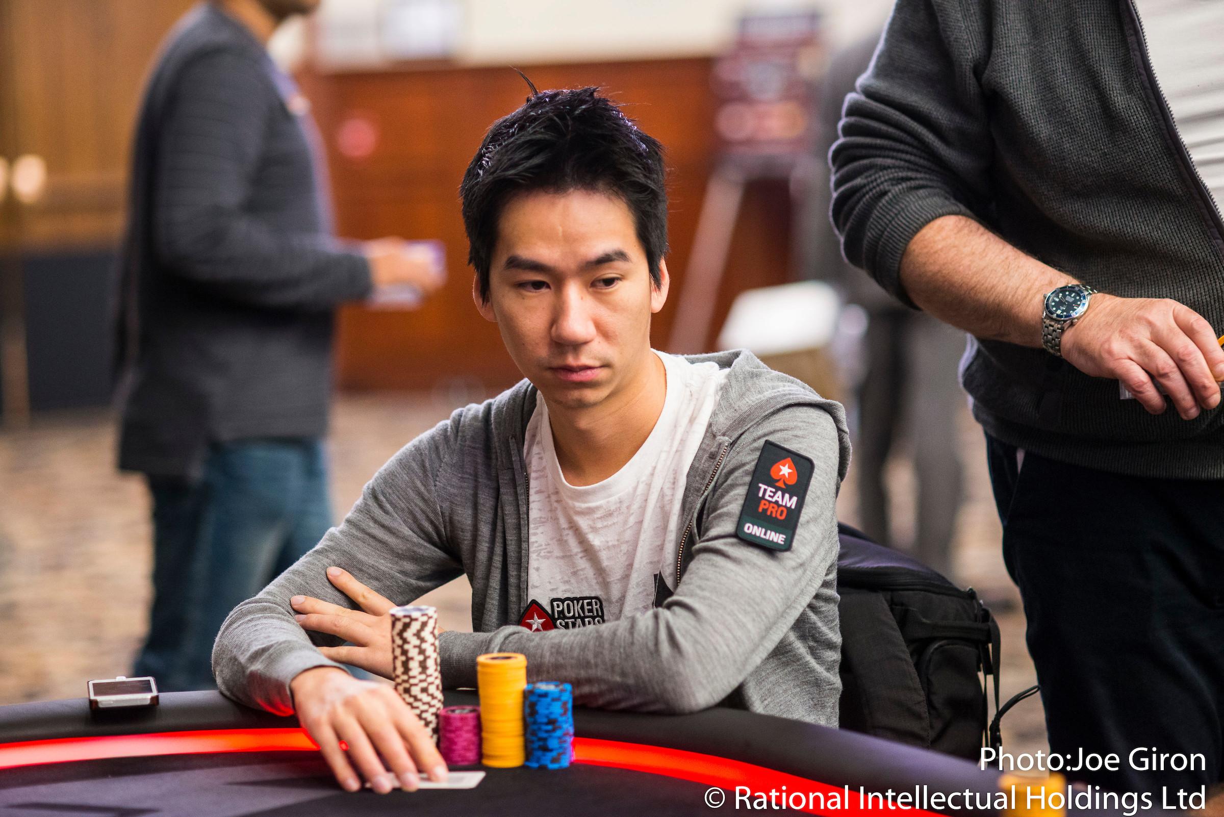Team PokerStars Pro Randy Lew