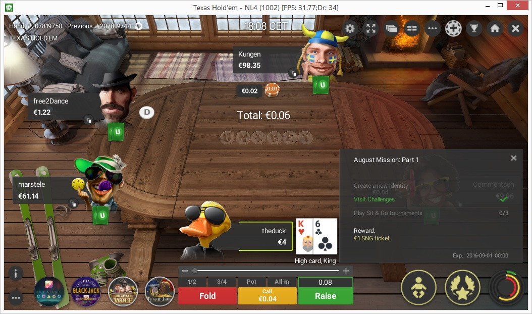 Unibet Poker Marks New Client Launch with Around the World Dream Raffle 101