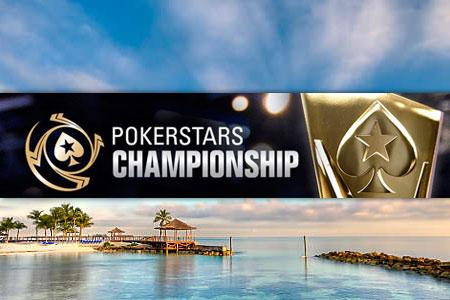 Pokerstars Championship Bahamas info date