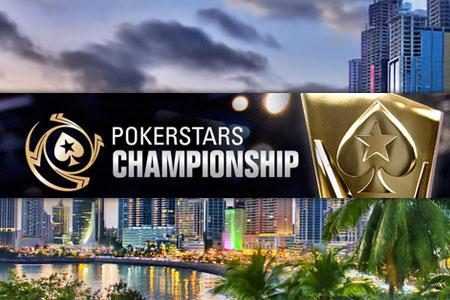 Pokerstars championship panama date info eventi