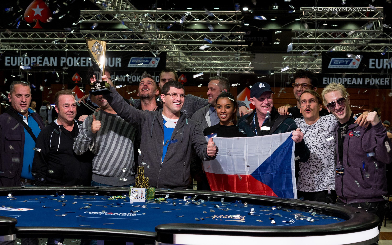 Leon Tsoukernik - EPT 13 Prague €50,000 Super High Roller Winner