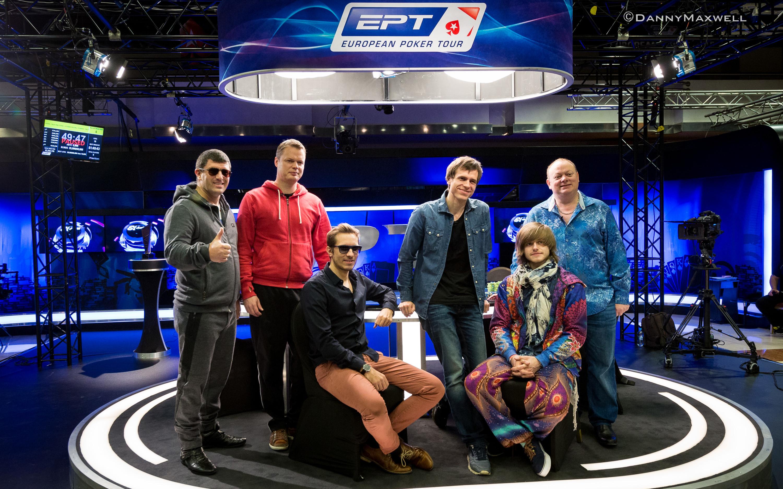 2016 PokerStars EPT Season 13 Prague €50,000 Super High Roller Final Table