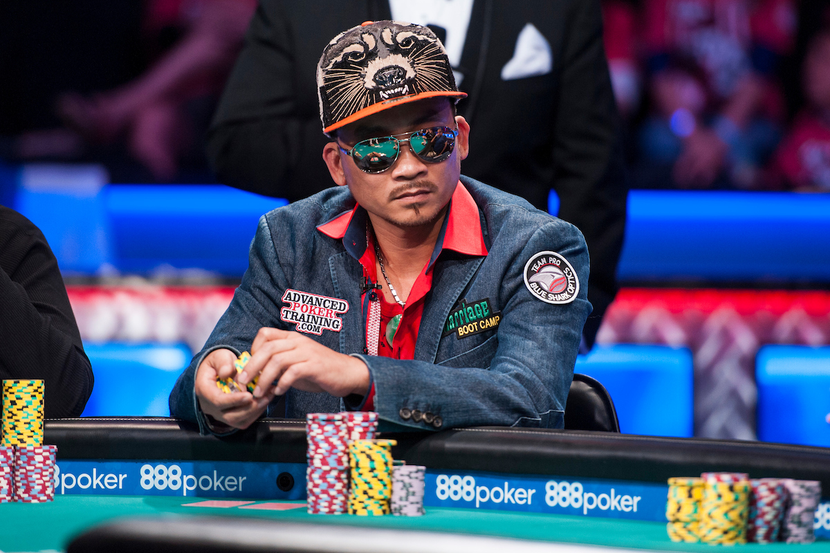 Top 10 Histórias 2016, #1: Qui Nguyen Vence Main Event World Series of Poker 2016 101