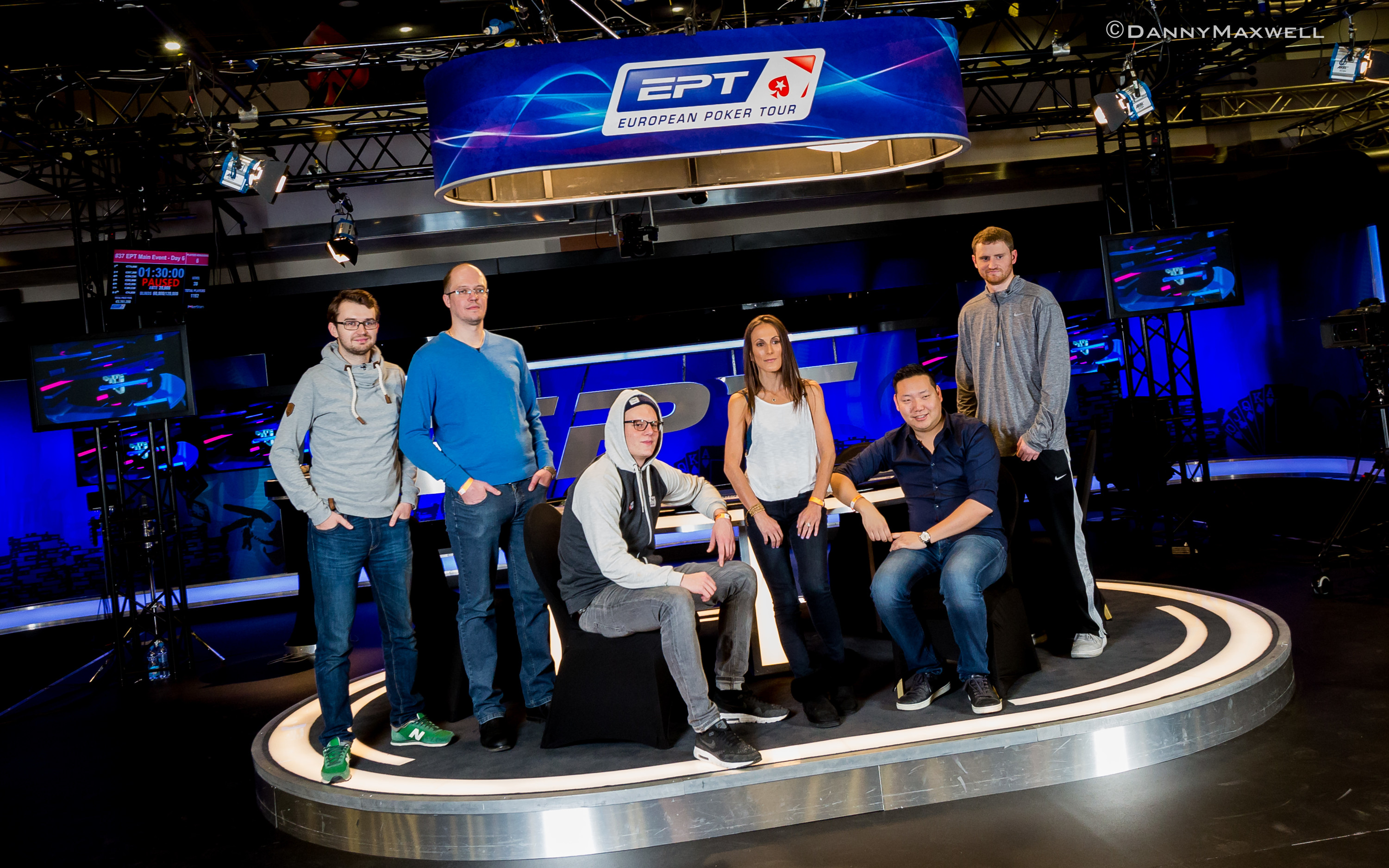 EPT Prague 2016 €5,300 Main Event Final Table