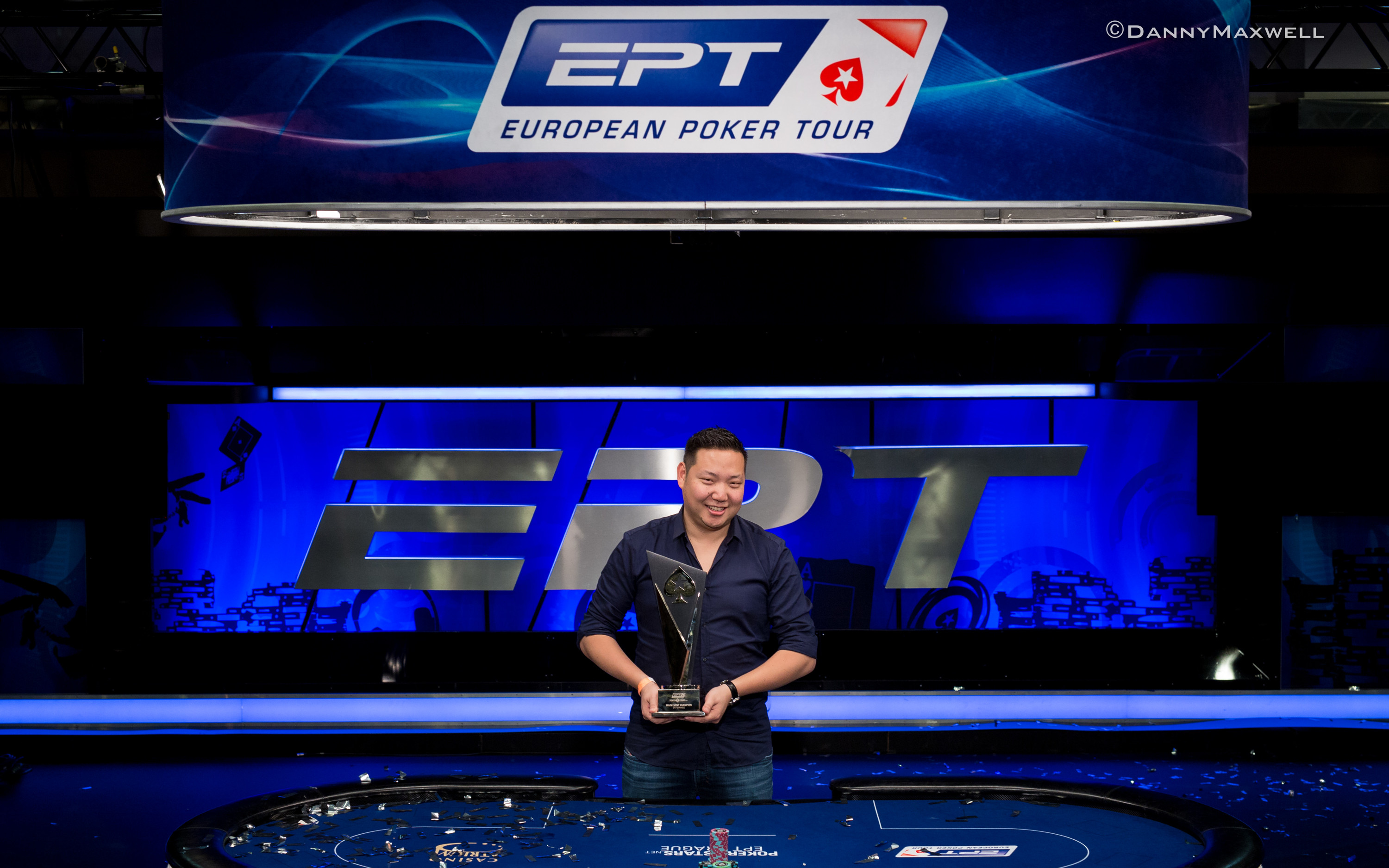 Jasper Meijer van Putten - EPT Prague 2016 Main Event Šampion