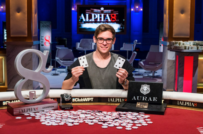 Fedor Holz Wins $100,000 World Poker Tour Alpha8 Las Vegas