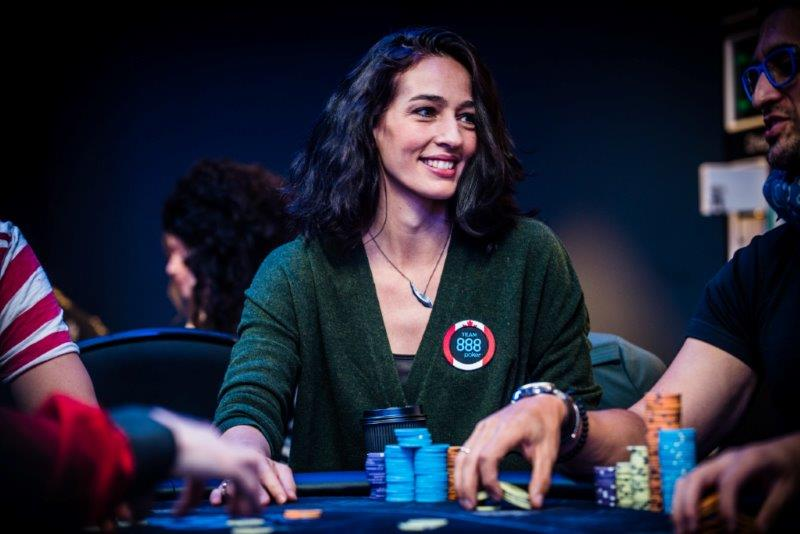 Kara Scott at 888live Poker Festival London
