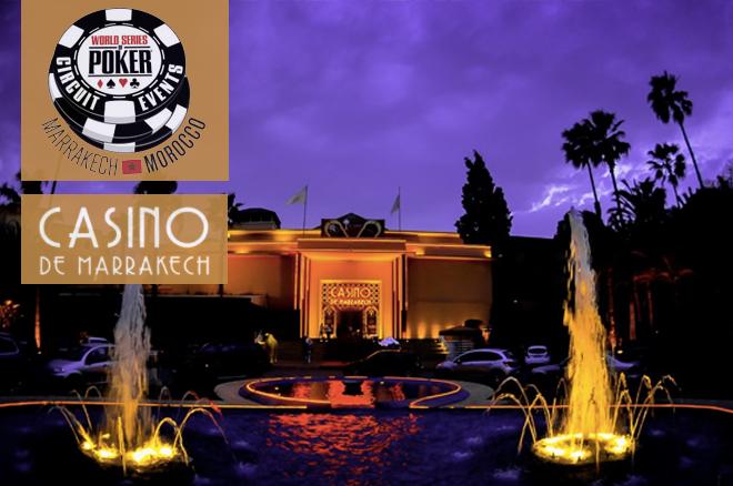 2017 comenzará con una nueva edición del WSOP Circuit en Marrakech 101