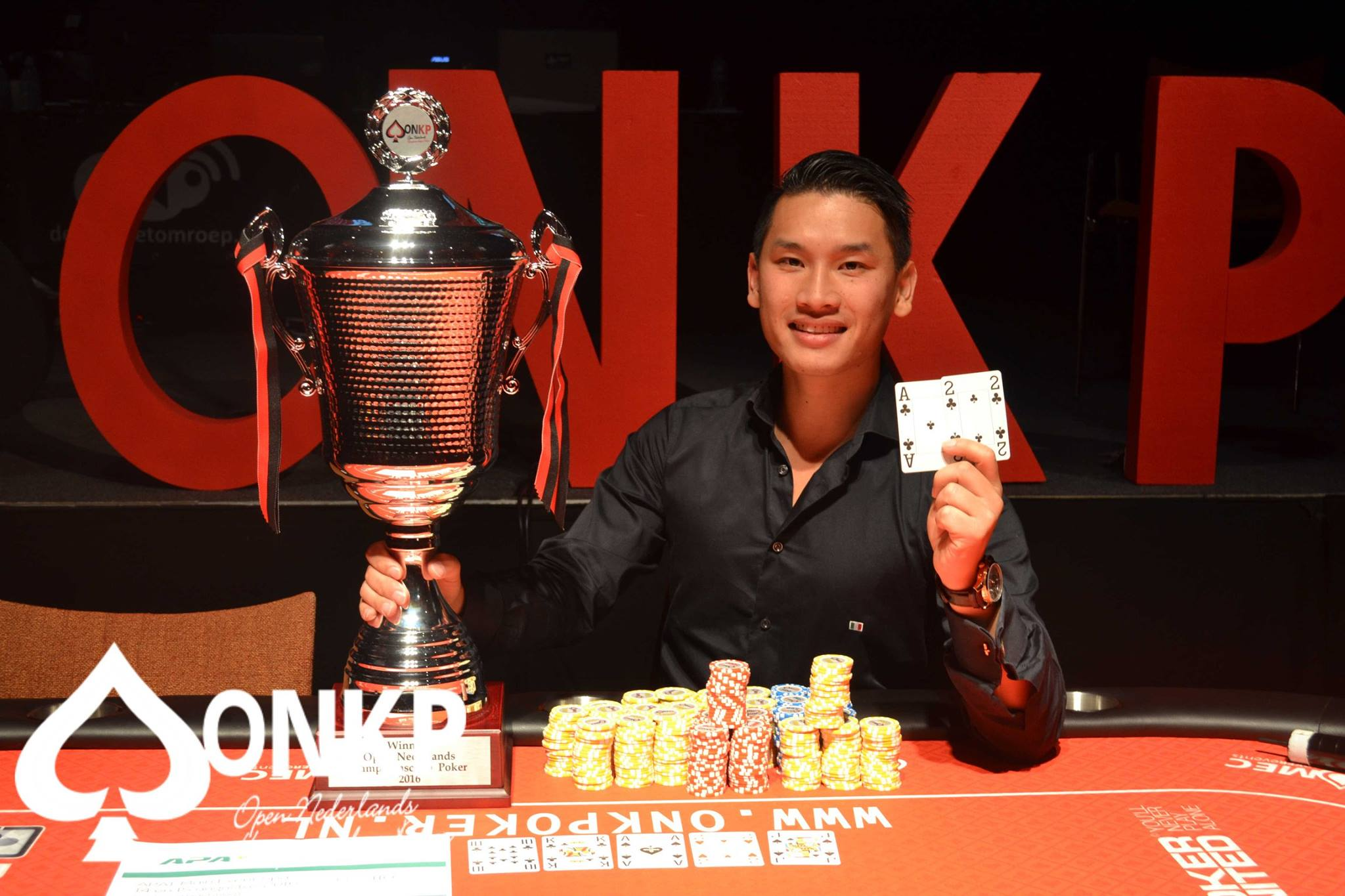 """Interview ONKP-winnaar Binh-An Nguyen: """"Ik ben wel iemand die wil winnen!"""" 103"""