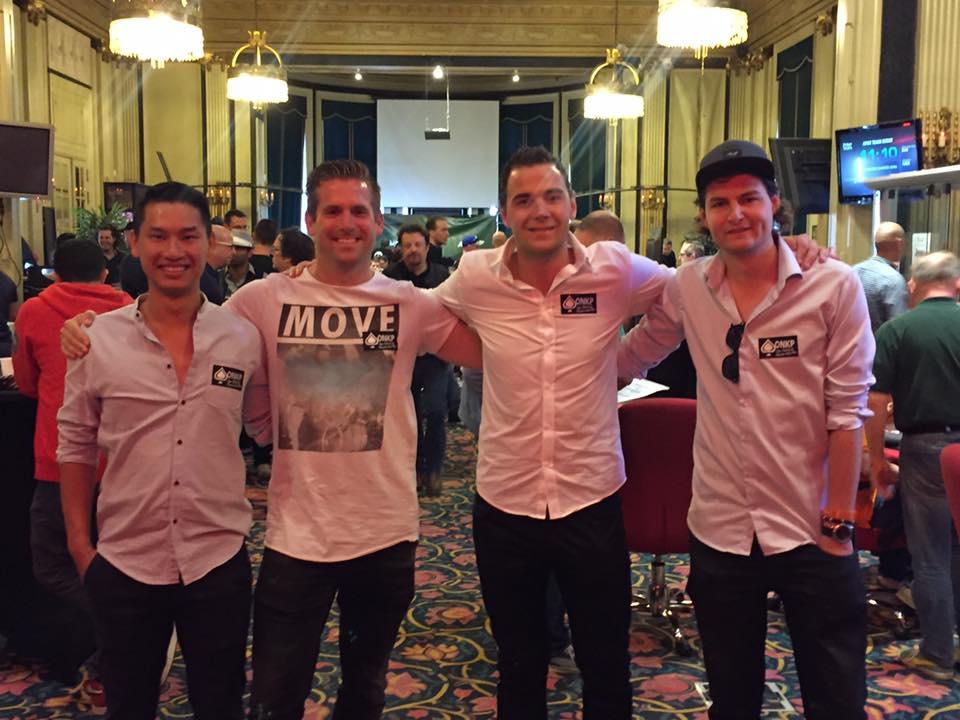 """Interview ONKP-winnaar Binh-An Nguyen: """"Ik ben wel iemand die wil winnen!"""" 104"""