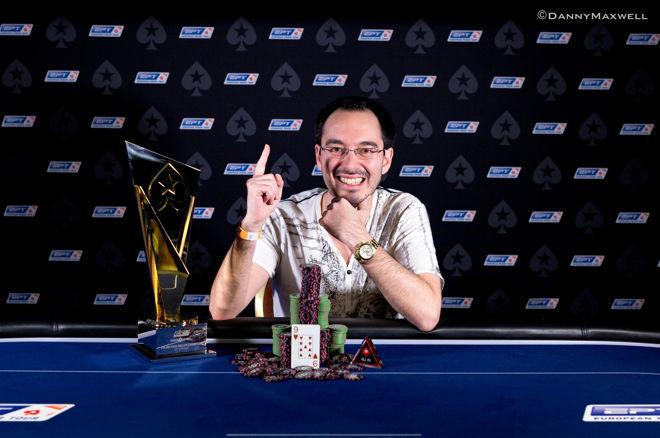 Top 10 Histórias 2016, #5: William Kassouf Domina o Mundo do Poker 102