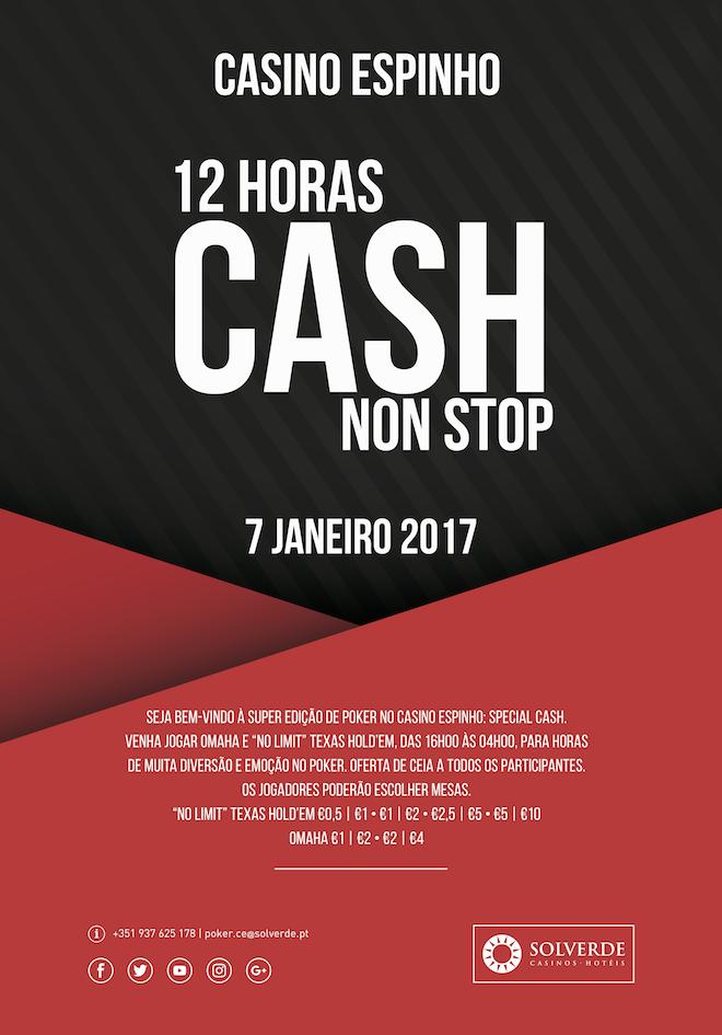 Casino espinho poker cash game
