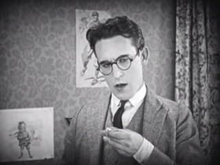 Poker & Pop Culture: Harold Lloyd is Quite the Card as Dr. Jack 101