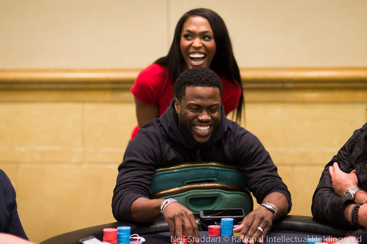 Kevin Hart Plays 0K Super High Roller at PokerStars Championship Bahamas: 'I Don't Need... 102