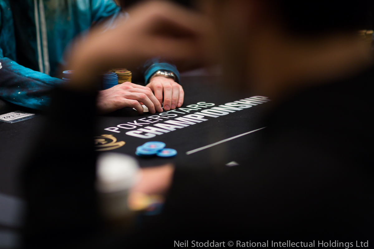 Hart Falls, Carrel Leads PokerStars Championship Bahamas Super High Roller Final Seven 103