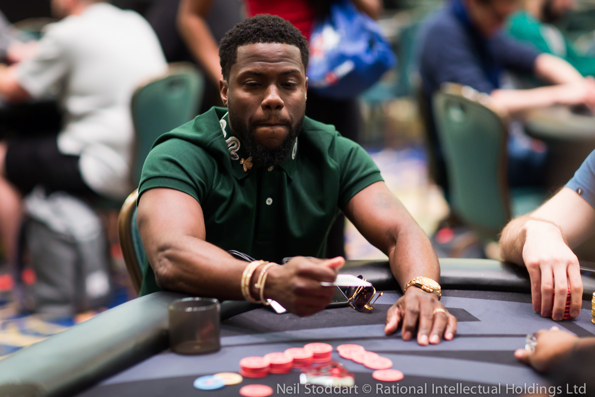 Hart Falls, Carrel Leads PokerStars Championship Bahamas Super High Roller Final Seven 101