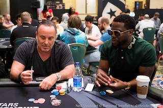 Poker and Comedy: Kevin Hart Among the Super High Rollers 101