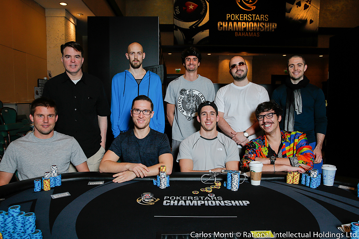 Bryn Kenney Wins the PokerStars Championship Bahamas ,000 Single-Day High Roller for... 102