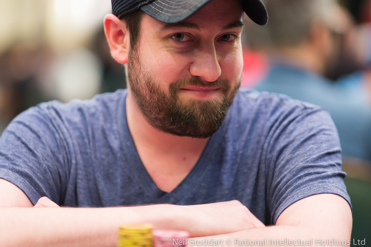 Breaking Good: Aaron Paul Makes Day 2 of PokerStars Championship Bahamas 101