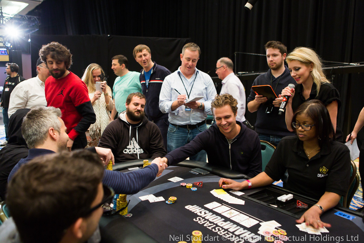 Nick Maimone Leads the Field Into Day 3 of the PokerStars Championship Bahamas 101