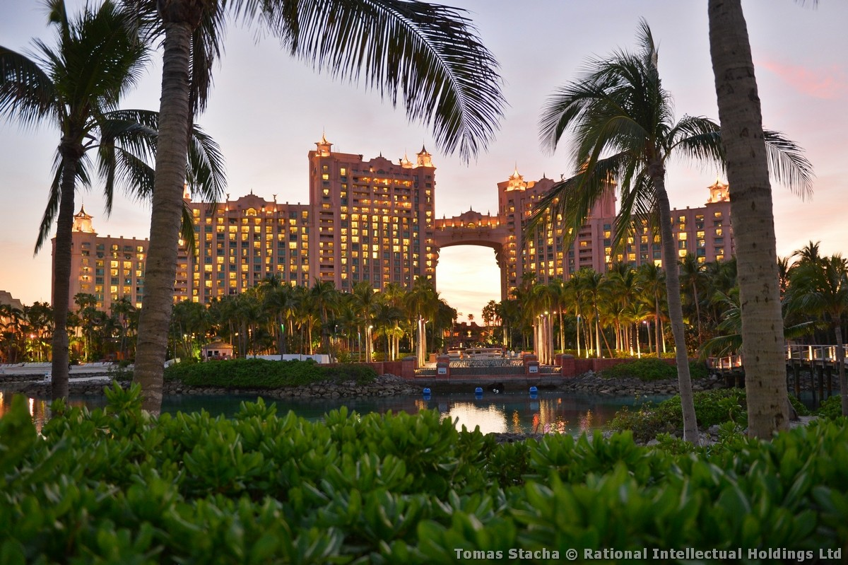Atlantis Resort, home of the PokerStars Championship Bahamas