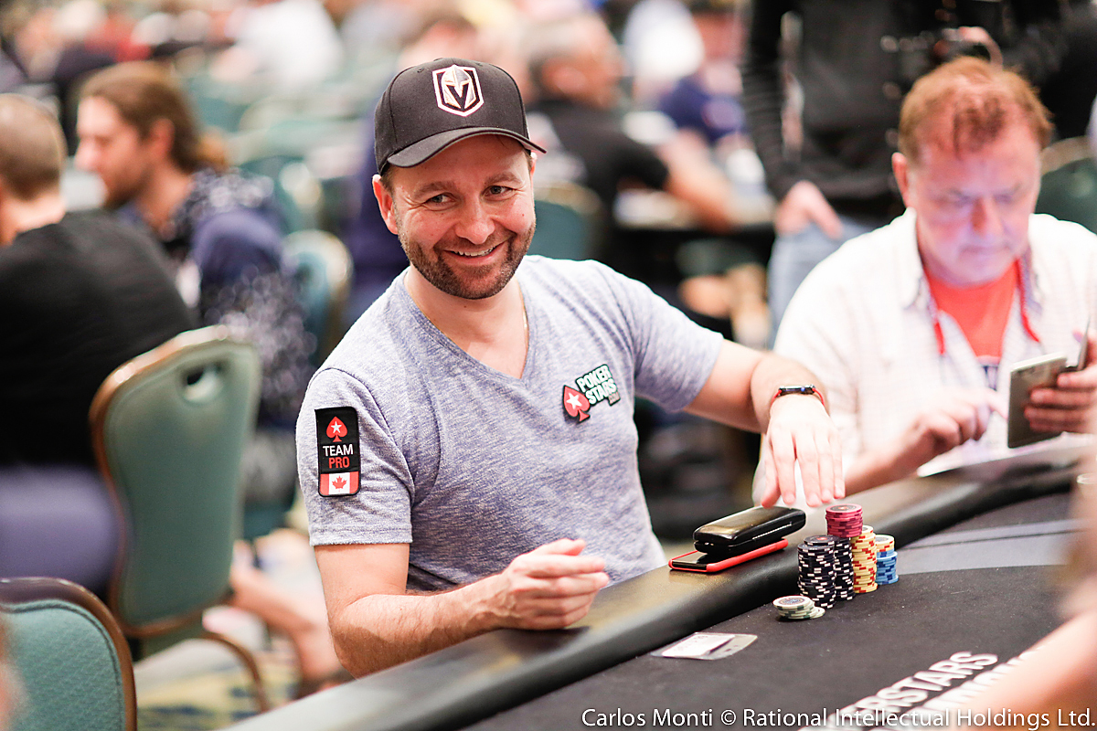 Nick Petrangelo Bags Big On Day 1 of 2017 PokerStars Championship Bahamas ,750 High Roller 101