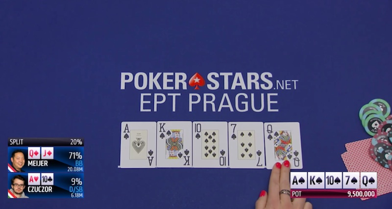 Hand Review: Bluffing Dutchman Jasper Meijer Executes Another 101