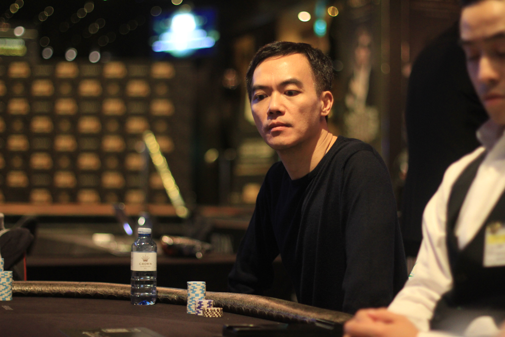James Chen ganó el mayor evento de .000 del Aussie Millions por AUD1.840 101