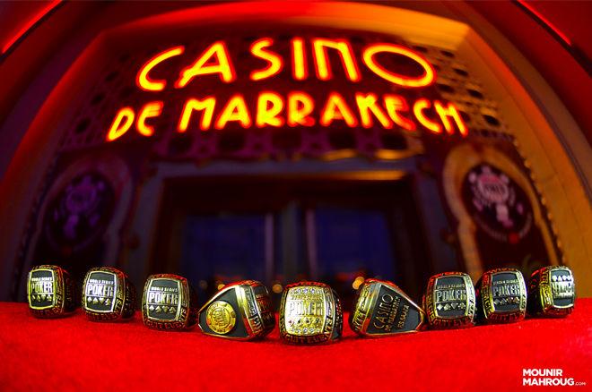 El español Julio Sánchez lidera el Main Event del WSOPC Marrakech 101