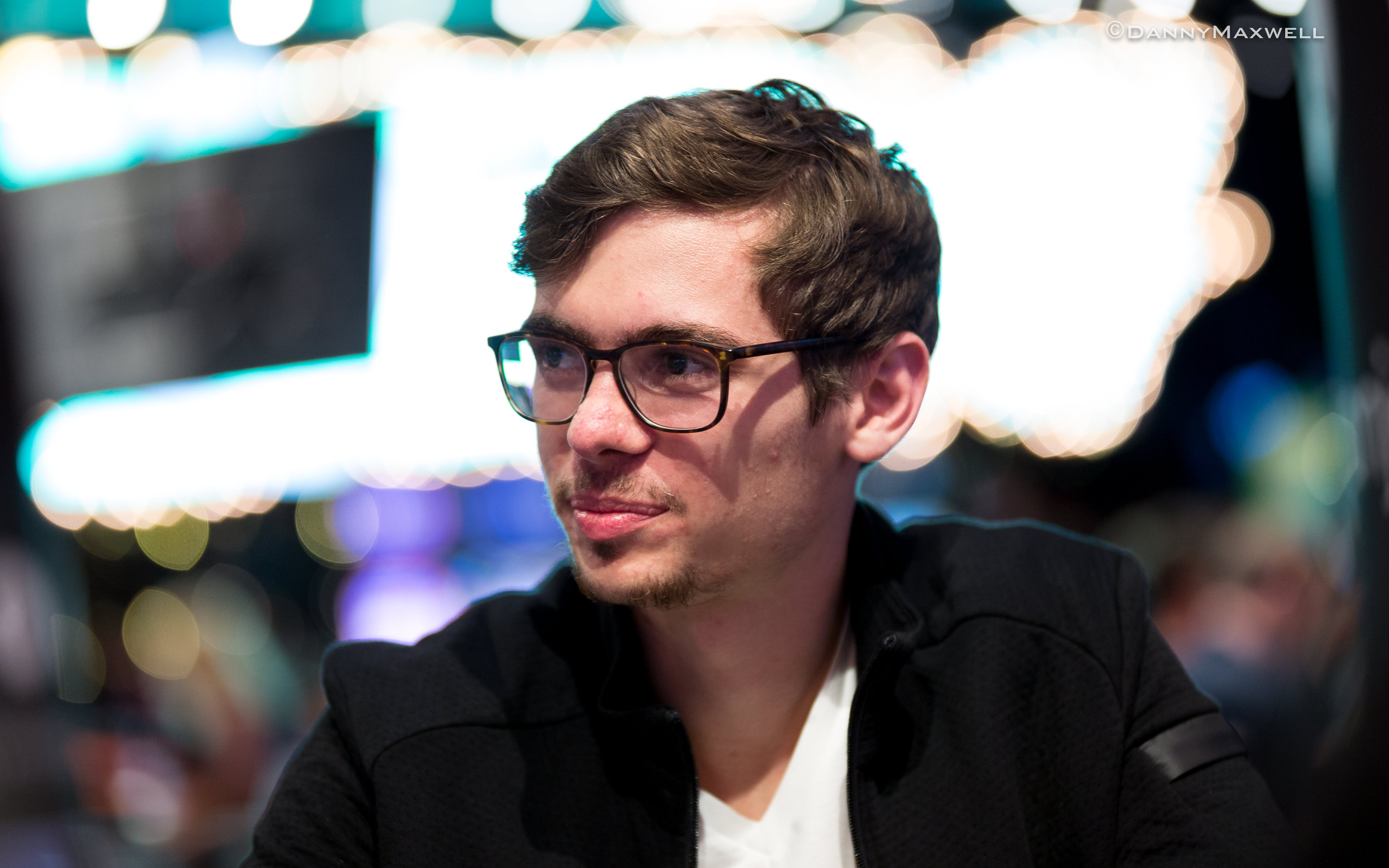 Sontheimer Leads Aussie Millions 0K Challenge, 'Recreational' Player Holz in Second 102